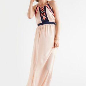 Francesca's Collection Maxi Dress Alya
